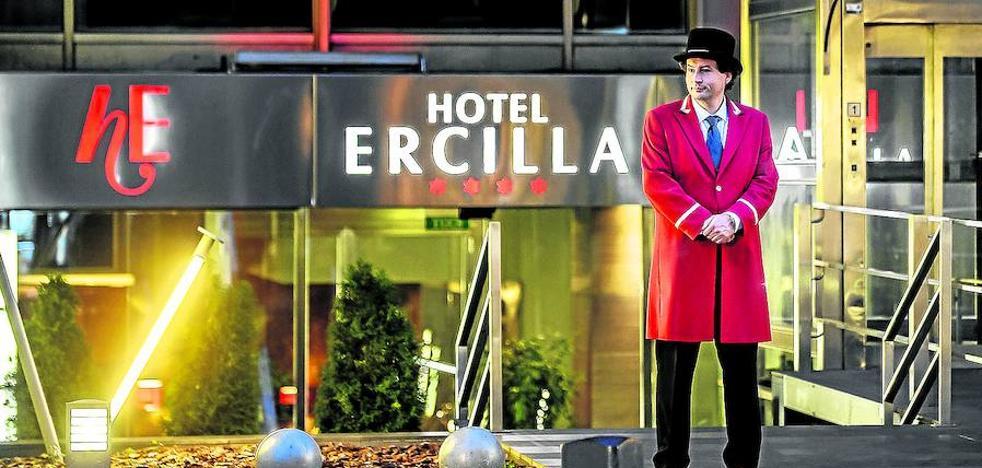 El hotel Ercilla entra en la cadena Marriott