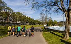 Fadura, de polideportivo a parque fluvial