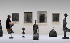 200 esculturas, pinturas y dibujos de Giacometti se exponen en el Guggenheim
