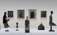 La fragilidad productiva de Giacometti