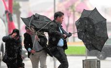Media España en alerta por la gota fría