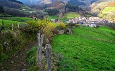 Una visita a Navarra: caminos rurales por Zubieta