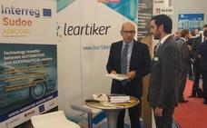 El centro tecnológico Leartiker de Markina estrecha lazos en Alemania