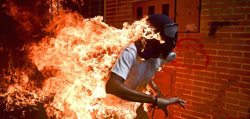 World Press Photo apela a las conciencias en Vitoria