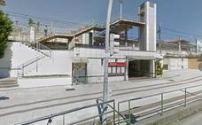 Una rampa mejorará la conexión peatonal entre el barrio de Intxaurraga y el centro de Berango