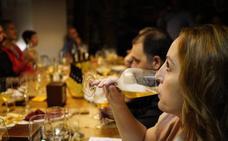 Itsasbeer, cerveza con un punto de txakoli