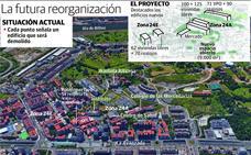 Luz verde del Gobierno vasco a la demolición de 160 pisos en Leioa, Sakoneta y un instituto
