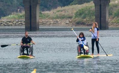 La ría de Plentzia acogerá mañana una Carrera solidaria de Paddle Surf