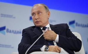 Putin saldría beneficiado si EEUU aplica sanciones contra Arabia Saudí por el caso Khashoggi