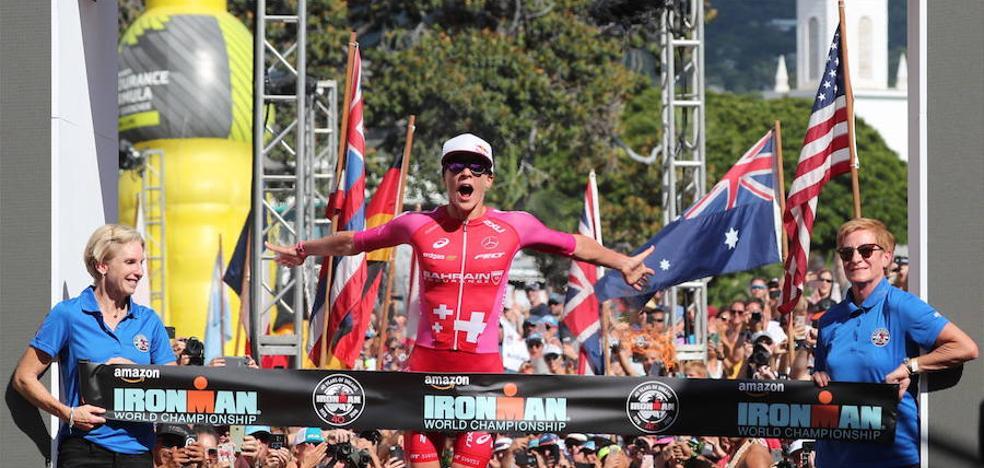 Daniela Ryf, la triatleta que gana a casi todos los hombres