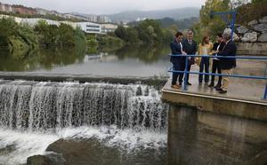 Bizkaia podrá beber agua del río Ibaizabal en situaciones de sequía