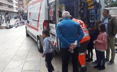 La Cruz Roja realiza 36 intervenciones en el primer fin de semana de los 'Sanfaustos'