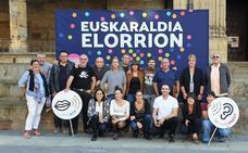 Elorrio anima a participar en Euskaraldia con una urna mañana en la plaza