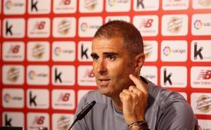 Garitano: «No nos han pitado un penalti clarísimo»