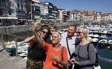 Lekeitio recibió en verano a 17.000 turistas, más del doble de su población