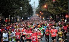 La Bilbao Marathon Night cumple diez ediciones