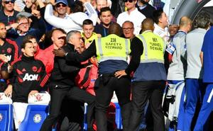El show final de Mourinho en Stamford Bridge
