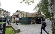 Los vecinos de Neguri urgen la rehabilitación de la antigua estación