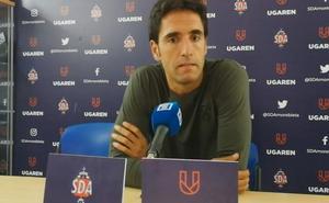 «La derrota es un palo, no merecíamos perder», lamenta Iñigo Vélez