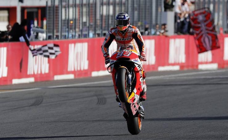 El GP de Japón de MotoGP, en imágenes