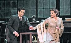 Ainhoa Arteta brilla en 'La Bohème'
