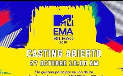 Abren un casting para participar en la gala de los premios MTV