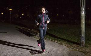Correr con miedo