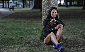 Elena Loyo: «Ahora estoy sintiendo sensaciones que nunca antes había tenido»