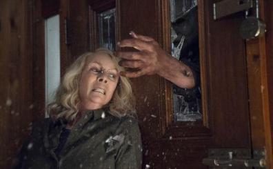 'La noche de Halloween' revienta la taquilla 40 años después