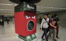 Los premios MTV llegan a Metro Bilbao