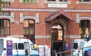 Rompe la nariz a un vigilante en el hospital de Basurto