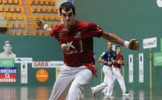Ezkurdia se planta por primera vez en las semifinales de la 'jaula'