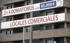 La banca responde al alza del euríbor con las hipotecas más caras en dos años