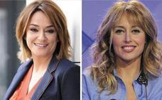 Toñi Moreno y Enma García se intercambian los programas