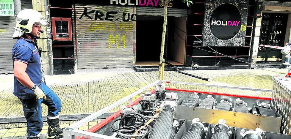 Vecinos de Deusto se oponen a la reapertura de la discoteca Holiday