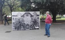 Una exposición recuerda el Colegio Nuestra Señora del Carmen de Altos Hornos de Vizcaya
