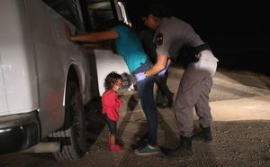 Más de 500 menores inmigrantes permanecen detenidos en campamentos de EE UU