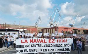 La Naval presenta el lunes el ERE de extinción para toda la plantilla