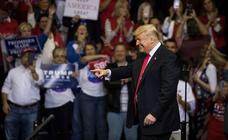 Trump calienta motores para su reelección