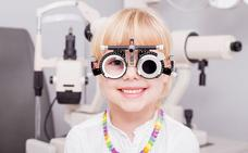 El desarrollo de la visión llega al 100% a los 8 o 9 años de edad