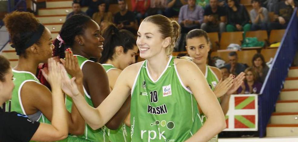 Vitoria luchará con Salamanca, Lugo y Cáceres para acoger la Copa de la Reina