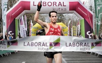 Iván Fernández regresa a la competición en el Medio Maratón de Valencia