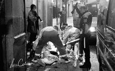 El preso y la prostituta que mataron a un maestro en San Francisco