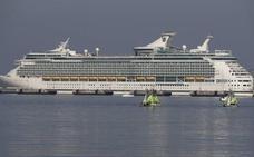 83.600 cruceristas recalaron el pasado año en Getxo a bordo de 61 trasatlánticos