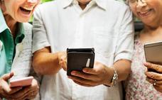 Diez móviles para personas mayores fáciles de usar