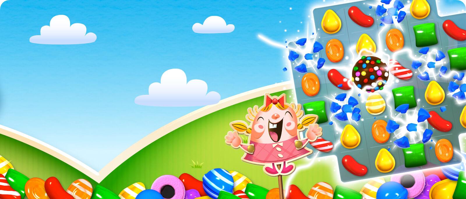 Los misterios del Candy Crush y su 'familia'