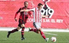 El Bilbao Athletic, piedra de toque para un Arenas en racha