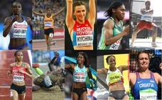 ¿Quién ha sido la mejor atleta del año?