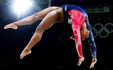 El regreso de Simon Biles, la reina de la gimnasia