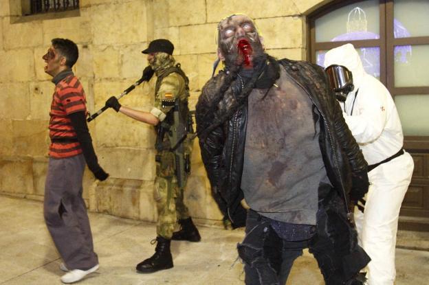 El Survival Zombie se adelanta a Halloween